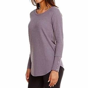 Chaser Purple Long Sleeve Thermal